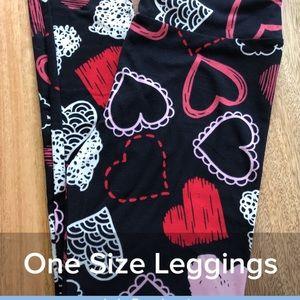 LuLaRoe Leggings - One Size - New!
